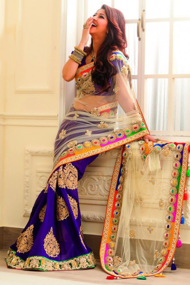 39 best Designer Saree images on Pinterest | Indian ...