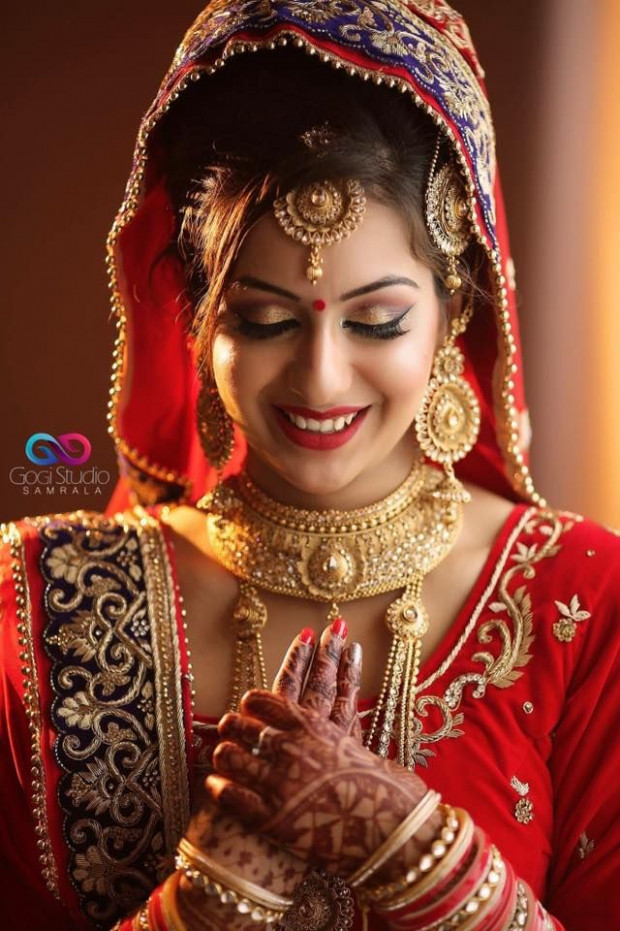 390 best images about Bridal Makeup on Pinterest | Indian ...