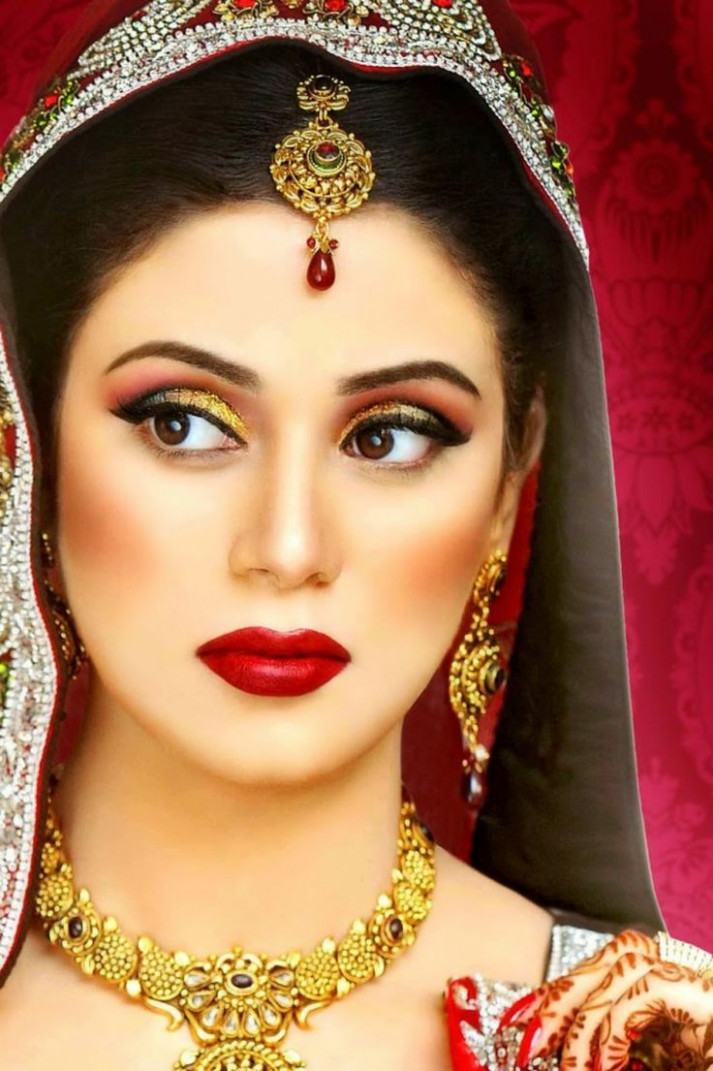 45 best images about Bridal Makeup Ideas with Bridal ...