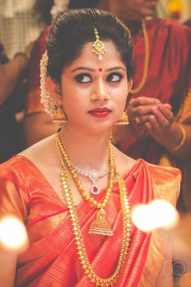 45 best South Indian Brides images on Pinterest | Wedding ...