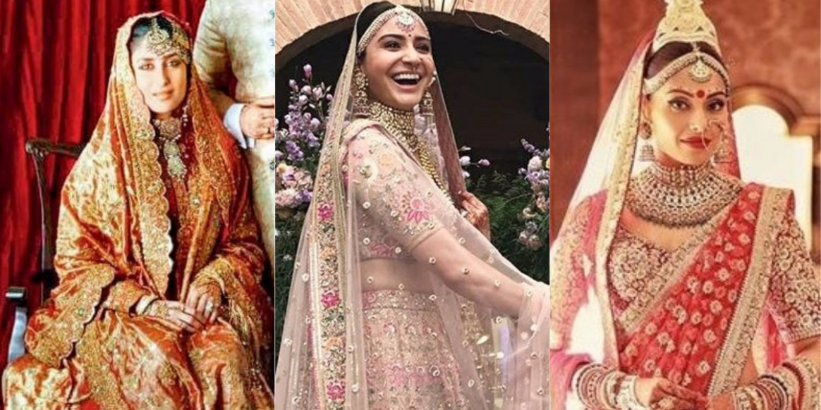 5 Bollywood brides who stunned us with their wedding looks ...