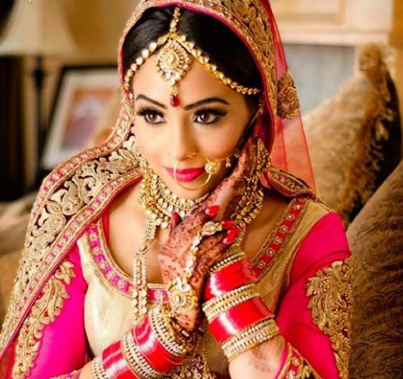 5 Different Looks of Indian Brides