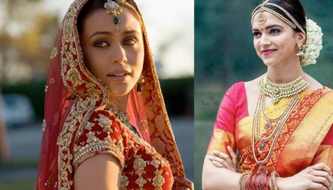 5 Gorgeous Bridal Makeup Styles From Beautiful On-Screen ...