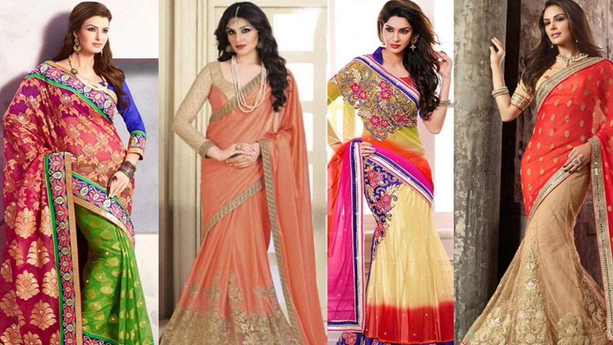 5 Gorgeous Ways to Wear Saree for Party like a Bollywood ...