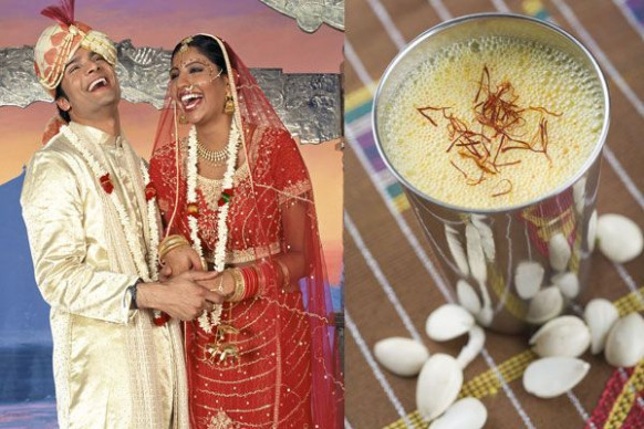 5 Popular First Night Traditions Of An Indian Wedding ...
