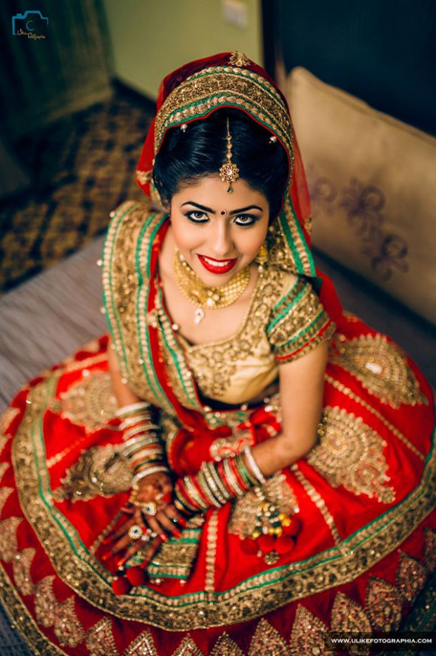 5 Trending Lehenga Colours for the Modern Indian Bride - Blog