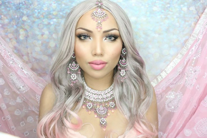 62 best Indian Bridal Makeup Tutorials images on Pinterest ...