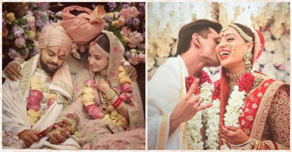 7 Bollywood Brides And Their Wedding Make-up Looks | POPxo