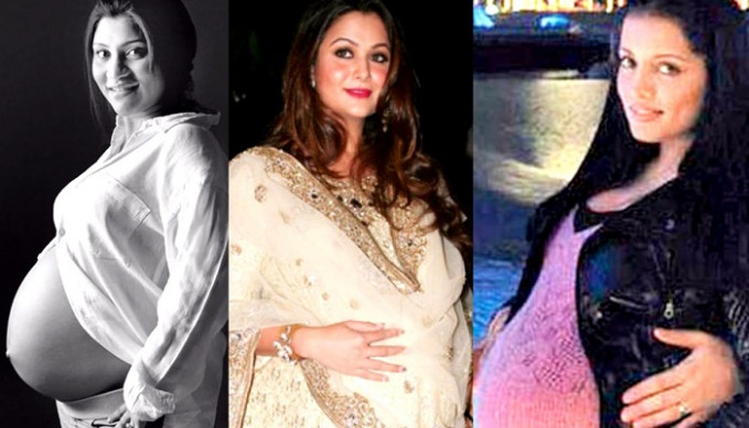 7 Bollywood celebs who got pregnant before marriage