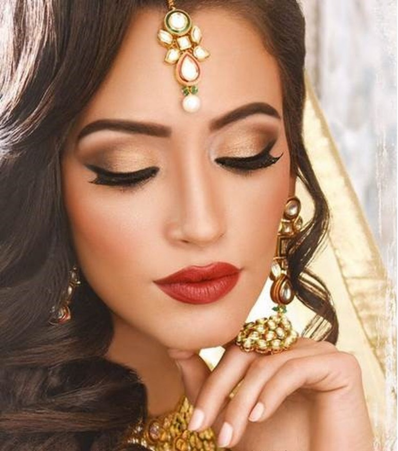 7 Eye Make-Up Trends for Indian Brides of 2017! - Blog