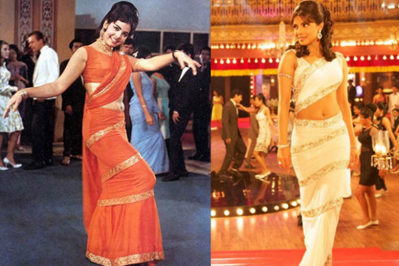 7 style to dress up in saree. indian few styles of draping ...