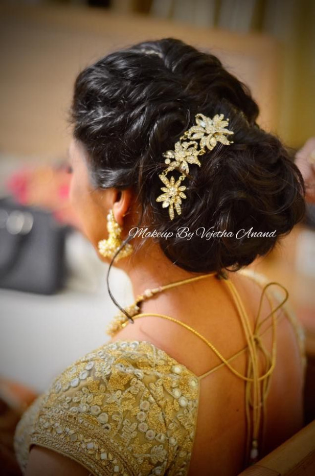 769 best images about Indian bridal hairstyles on ...