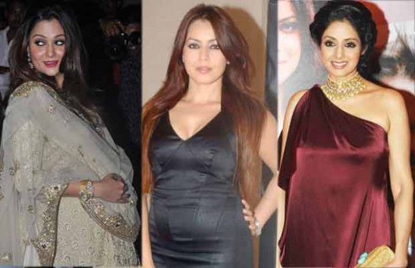 8 Bollywood Actresses Who Got Pregnant Before Marriage ...