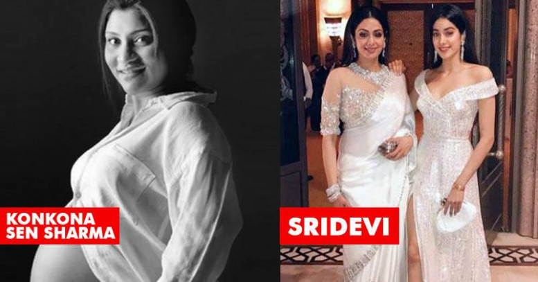 9 Bollywood Actresses Who Got Pregnant Before Marriage
