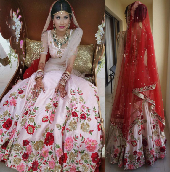 9 Bridal Trends of Indian Wedding 2016 - my bollywood bride online