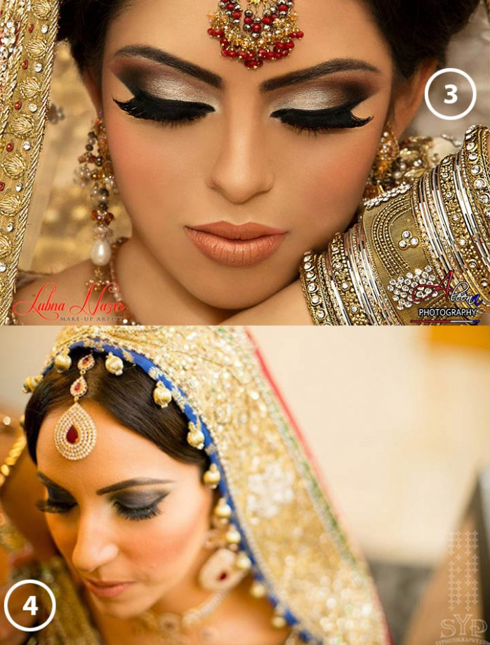 9 Indispensible Bridal Eye Makeup Tips For Invigorating Eyes