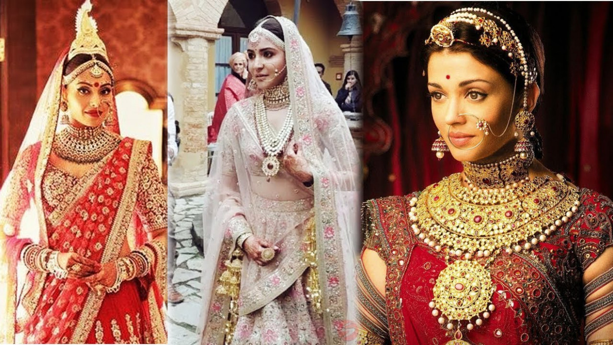 9 Most Expensive Wedding Dresses Of Bollywood Actresses ...