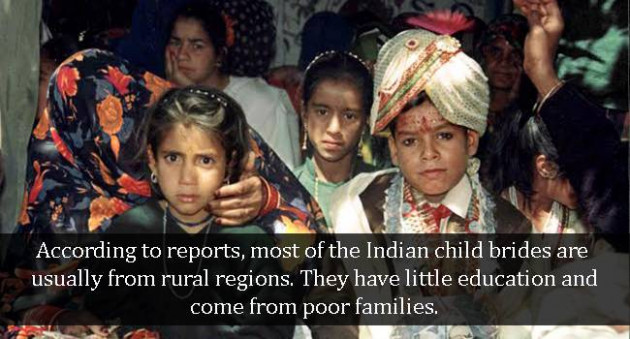 9 shocking facts about child marriage in India and world ...