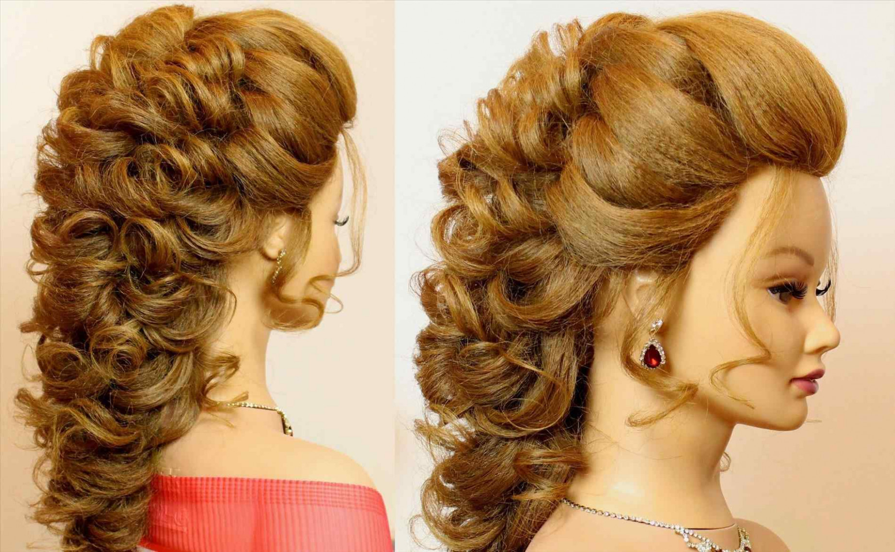 91+ Indian Bridal Hair Style Step By Step - Bridal ...