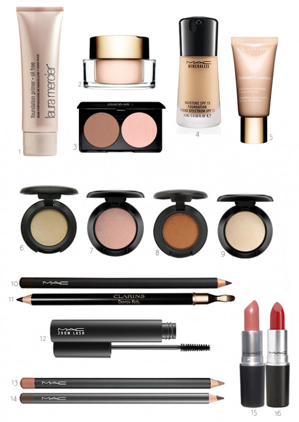 a list of makeup products - Style Guru: Fashion, Glitz ...