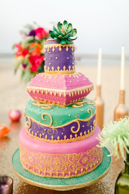 A Magical Arabian Nights Wedding Theme - Arabia Weddings