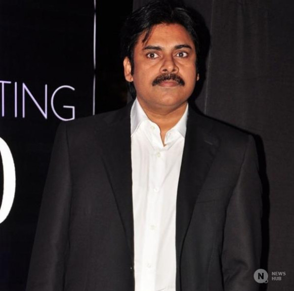 A temple for Tollywood actor Power Star Pawan Kalyan ...