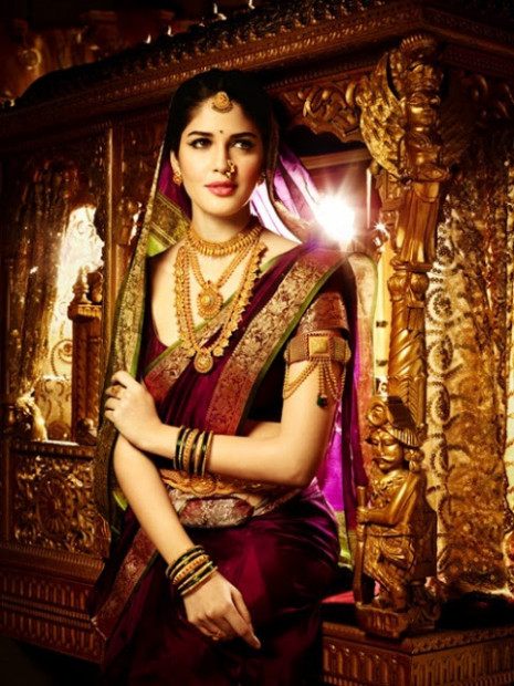A WEDDING PLANNER: Bollywood Marathi Brides - Indian wedding
