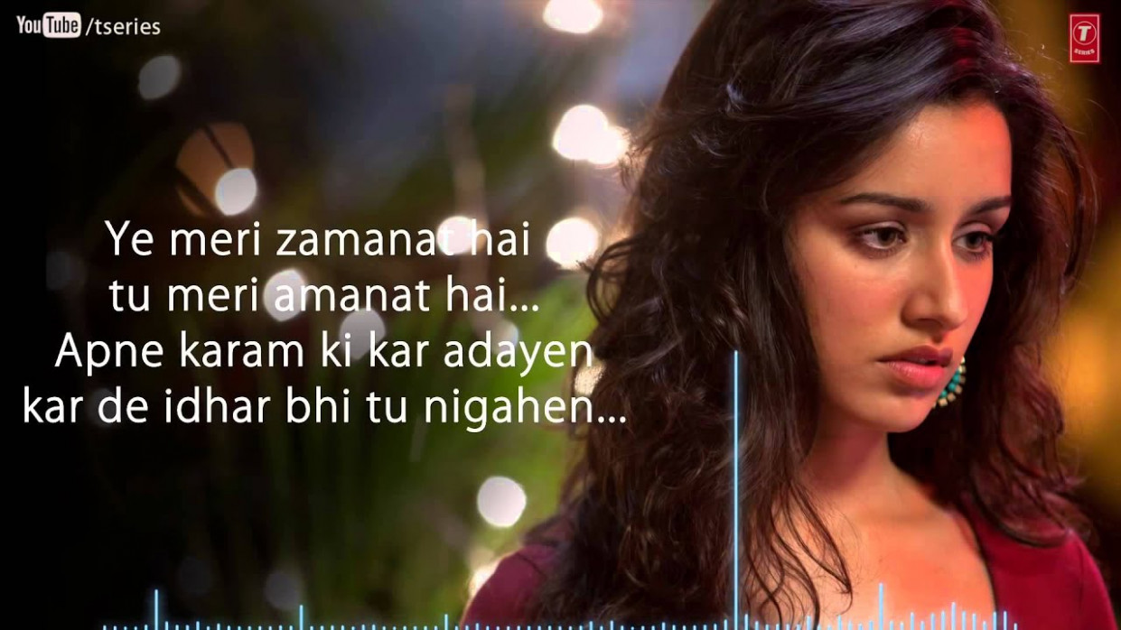 Aashiqui 2 hindi movie Sunn Raha Hai Na Tu Full video Song ...