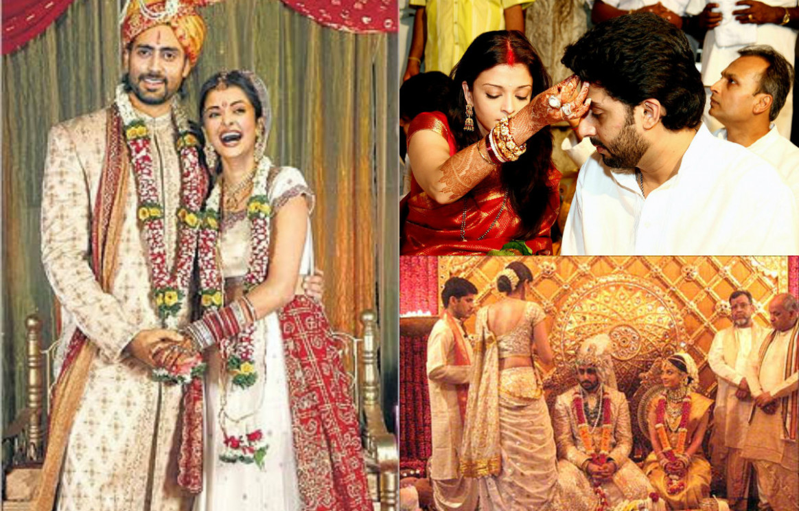 Abhishek Bachchan and Aishwarya Rai completed 10 years of ...