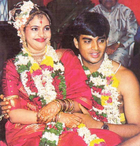 Actor Madhavan Wedding Photos | Wedding Photos Of Actors ...
