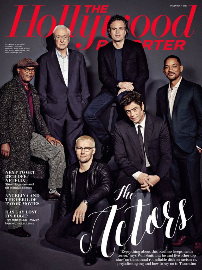 Actor's Roundtable: Will Smith, Samuel L. Jackson   More ...