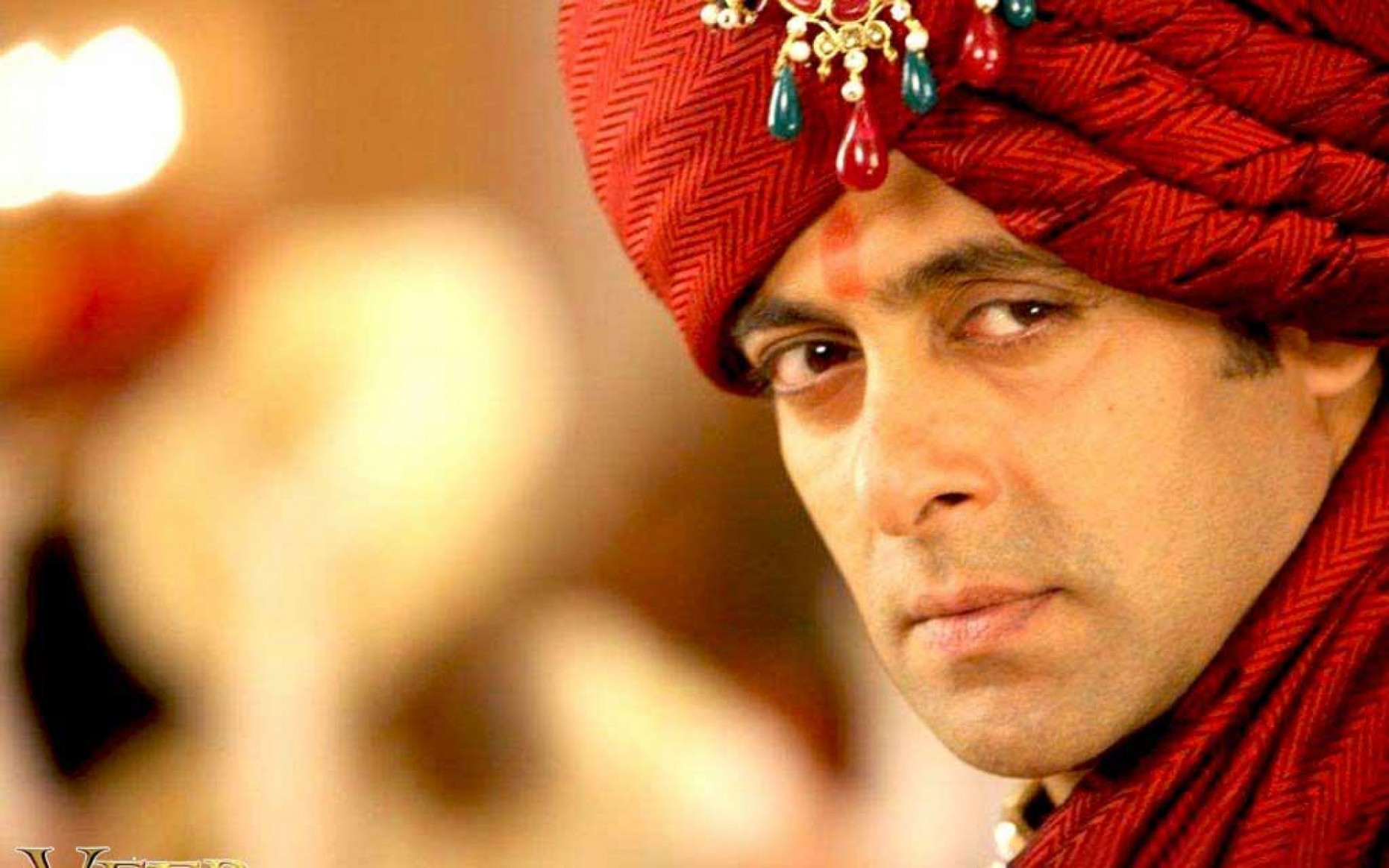 Actor Salman Khan In Hindi Picture Film Veer with Marriage ...