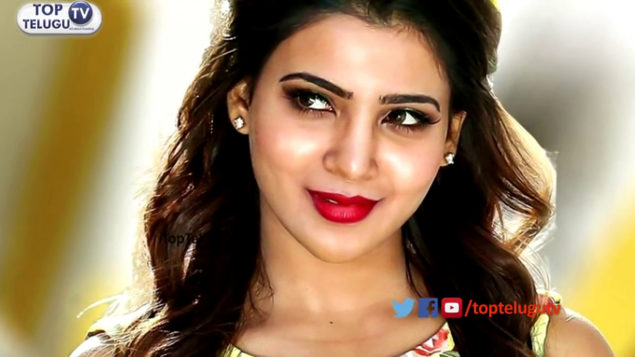 Actress Samantha Shares Photo on Instagram | Heroines ...