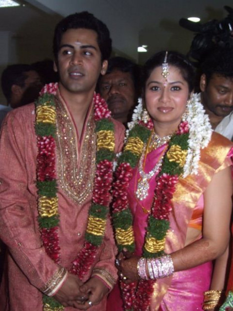 Actress Sangeetha marriage with Singer Krish - Tollywood ...