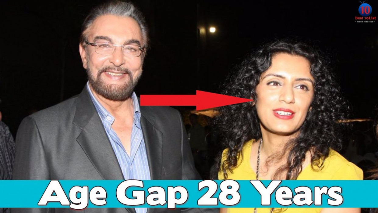 Age Gap Of Bollywood Couples Celebs With Big Age ...