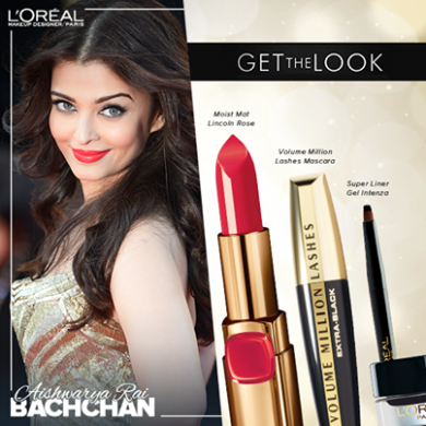 Aishwarya Rai Bachchan's 5 Outfits and Makeup Looks ...