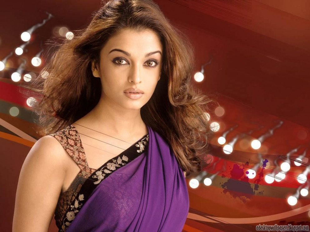 Aishwarya Rai Bollywood Actress Desktop Wallpapers