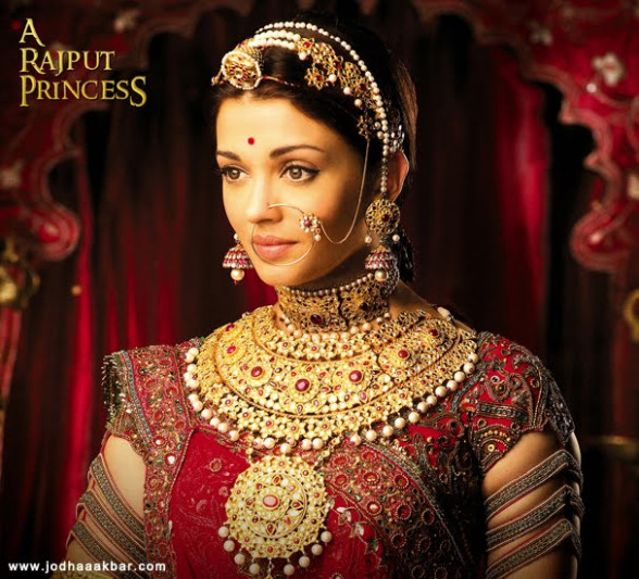 aishwarya rai wedding jewellery |Bollywood Images