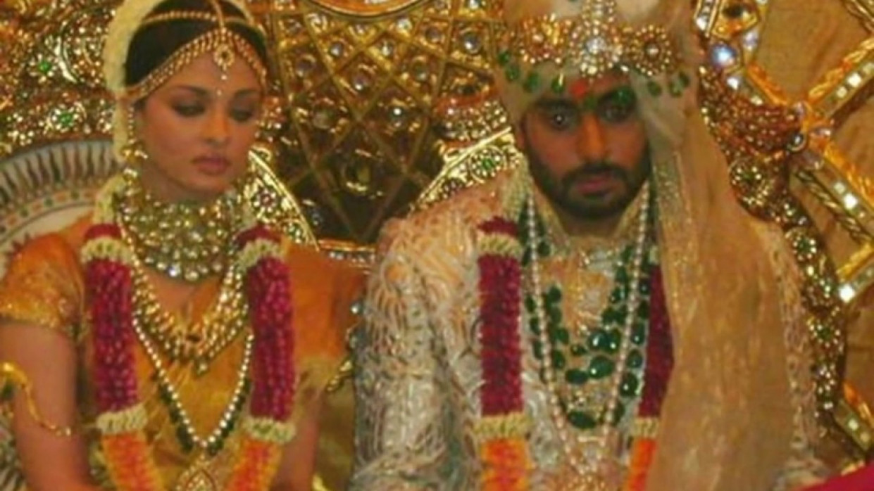 aishwarya rai wedding pictures , aishwarya rai wedding ...