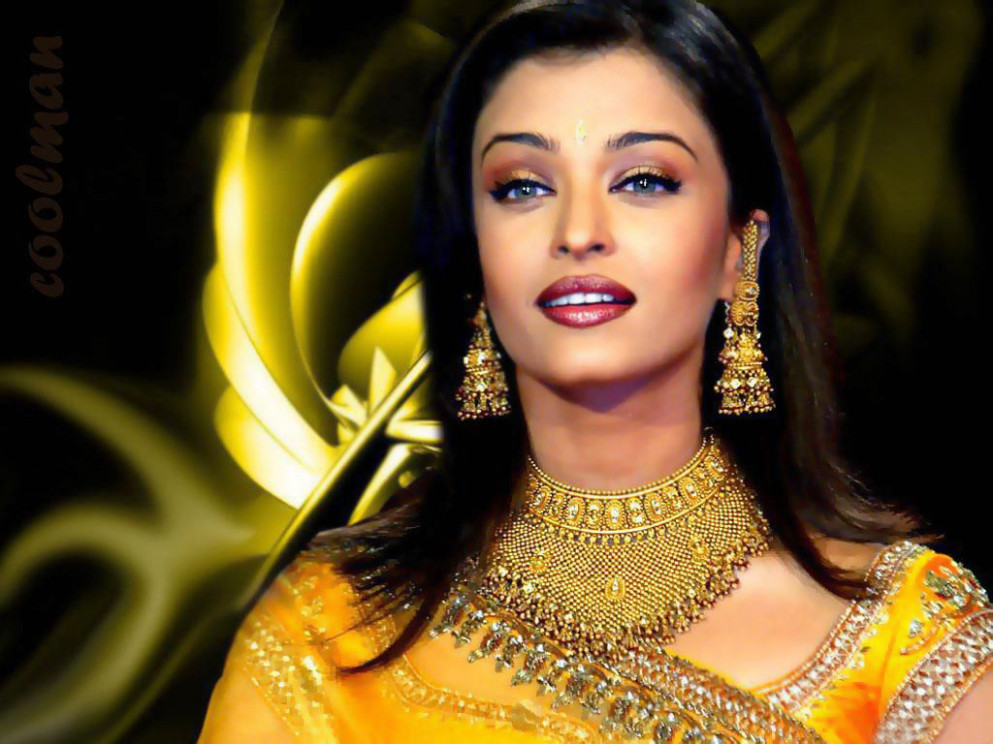 aishwarya rai wedding saree |Bollywood Images
