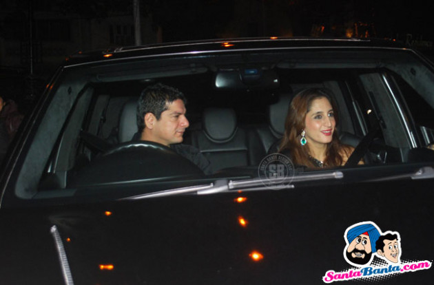 Akshay-Twinkle Marriage Anniversary -- DJ Aqeel and Farah ...