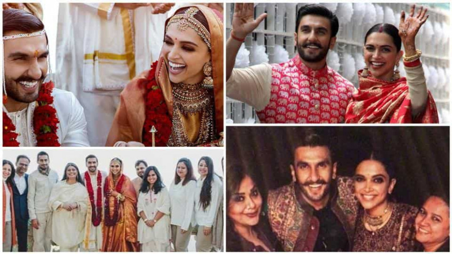 All the best pictures from Ranveer Singh, Deepika Padukone ...