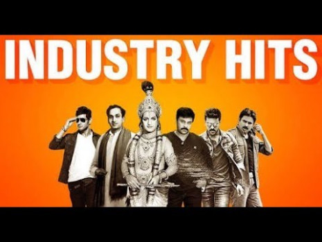All Time Industry Hits of Tollywood Upto Bahubali-2 Movie ...