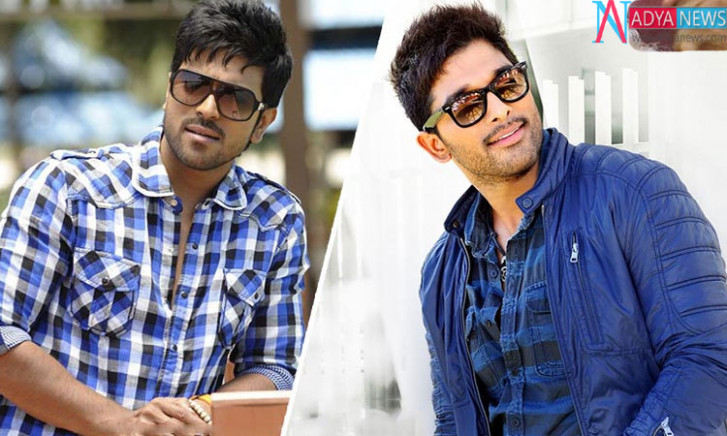 Allu Arjun to follow Ram Charan in Production House - Adya ...