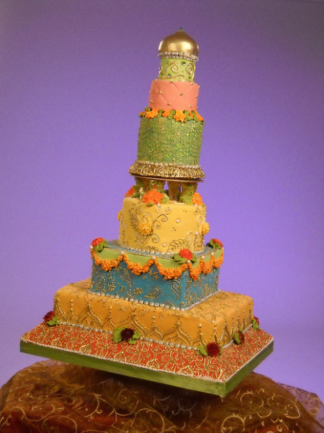 Amazing Wedding Cakes - Bollywood Theme | Flickr - Photo ...