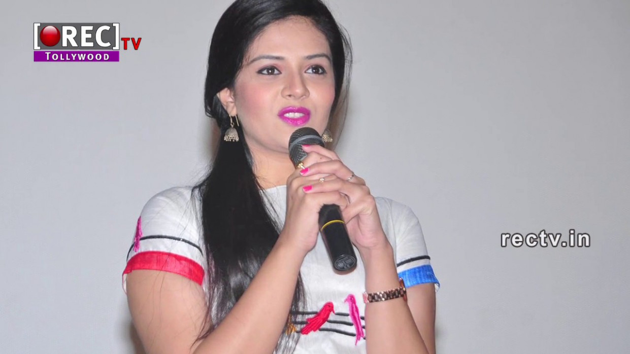 Anchor Srimukhi in Tollywood Comedy Movie ll latest telugu ...