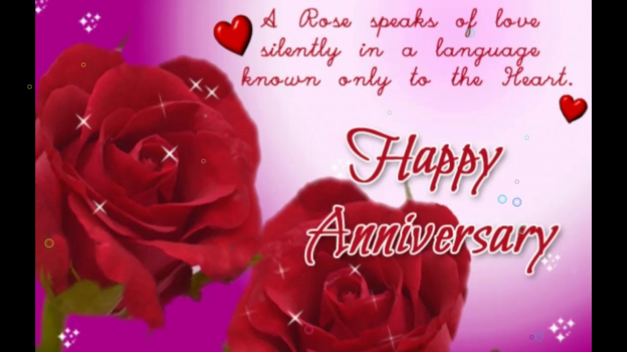 Anniversary SMS, Wish Your Partner A Happy Anniversary ...