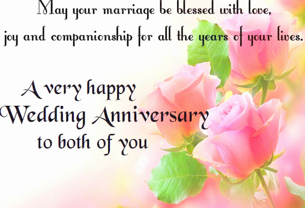Anniversary Wishes Quotes the Best Hindi Wedding ...