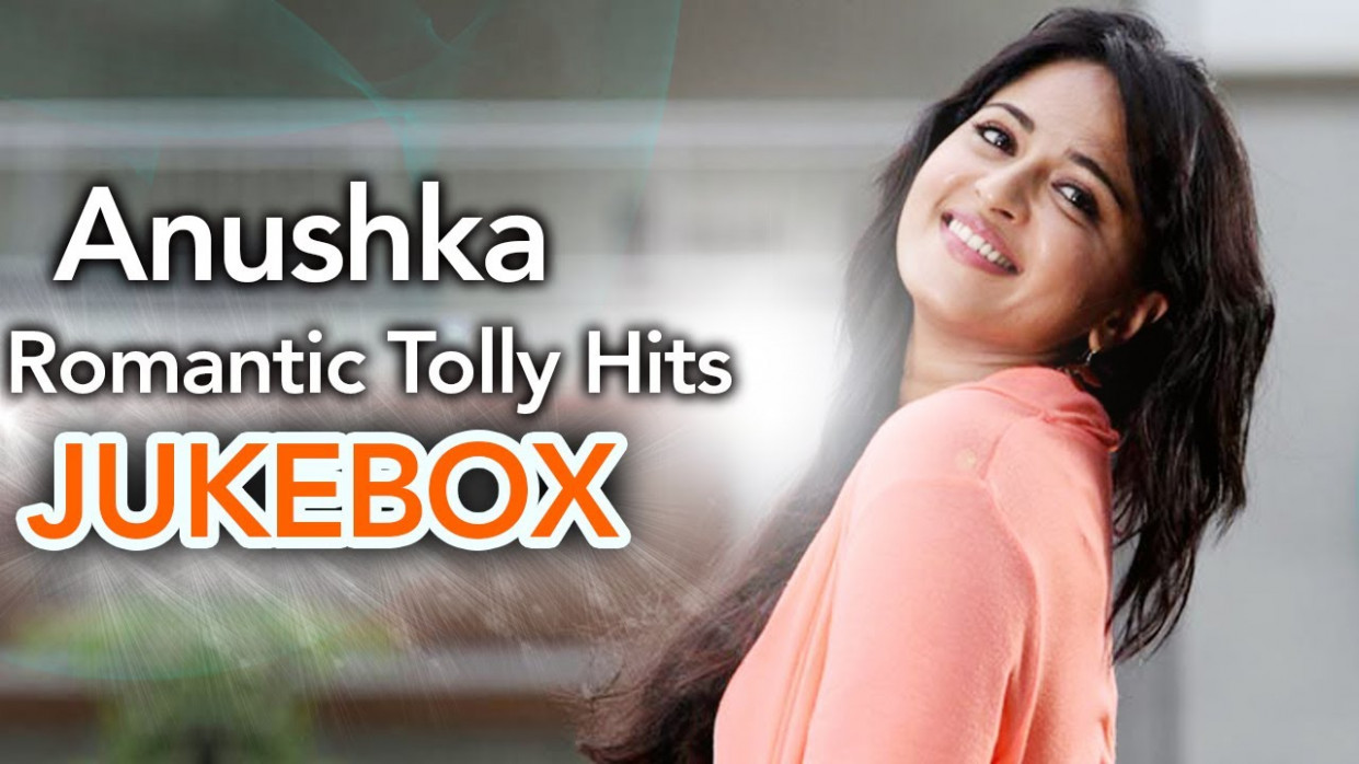Anushka Romantic Tollywood Hit Songs || jukebox ...