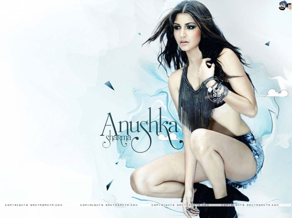 Anushka Sharma hot Wallpapers | Stars World